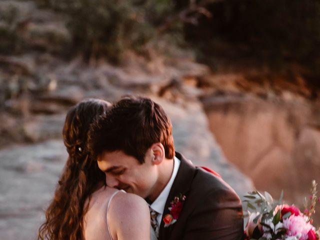 David and Rebecka's Wedding in Amarillo, Texas 128