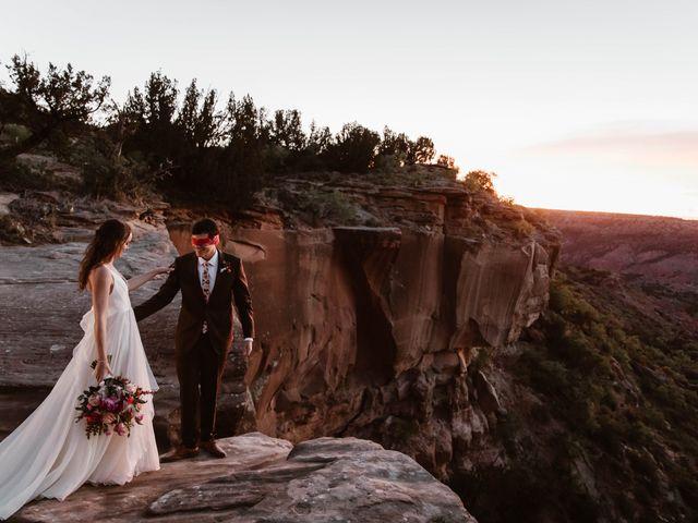 David and Rebecka's Wedding in Amarillo, Texas 131