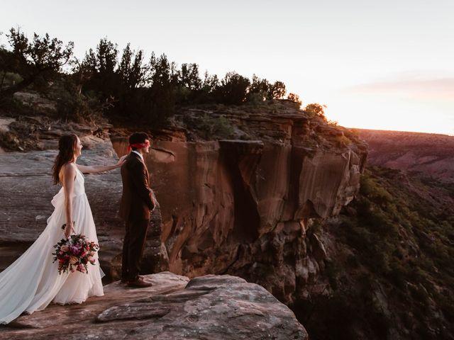 David and Rebecka's Wedding in Amarillo, Texas 132