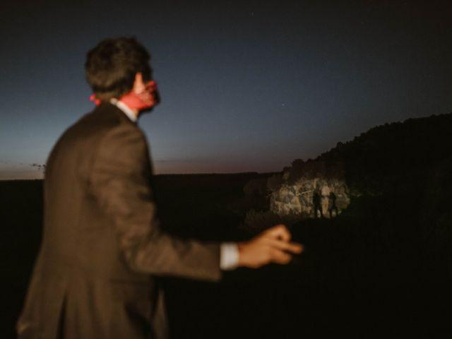 David and Rebecka's Wedding in Amarillo, Texas 140