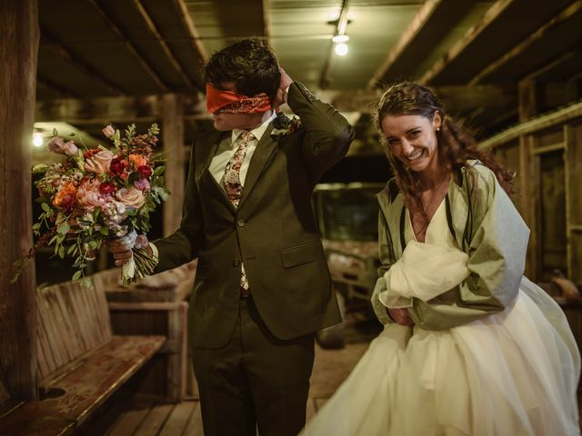 David and Rebecka's Wedding in Amarillo, Texas 144