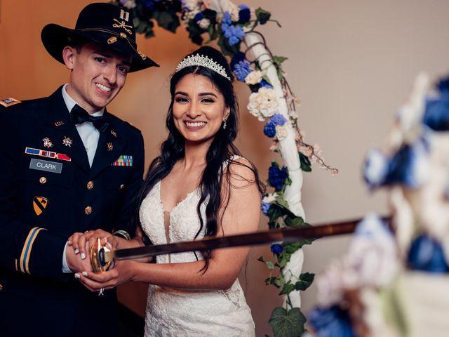 Alex and Collin's Wedding in Azle, Texas 2