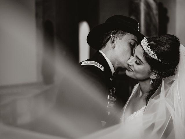Alex and Collin's Wedding in Azle, Texas 4