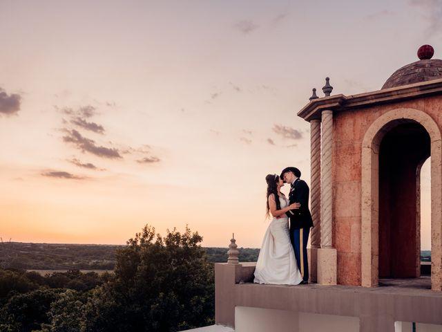 Alex and Collin's Wedding in Azle, Texas 5