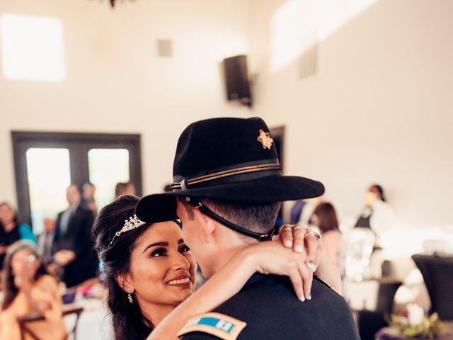 Alex and Collin's Wedding in Azle, Texas 8