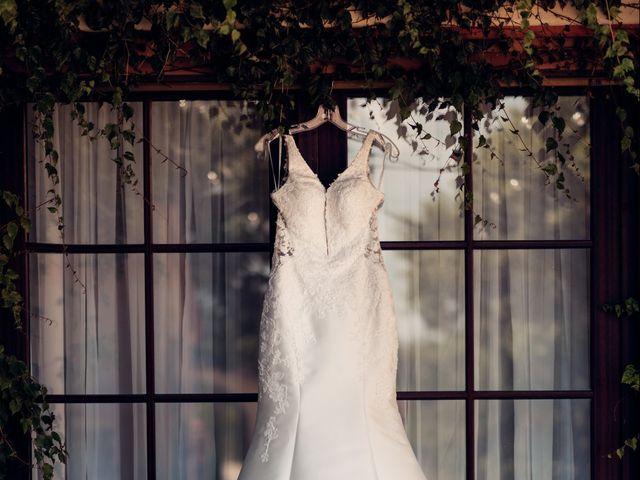 Alex and Collin's Wedding in Azle, Texas 10