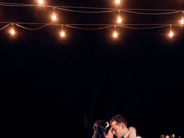 Alex and Collin's Wedding in Azle, Texas 11