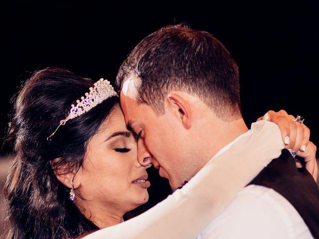 Alex and Collin's Wedding in Azle, Texas 12
