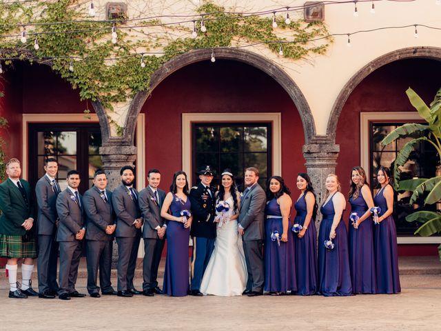 Alex and Collin's Wedding in Azle, Texas 13