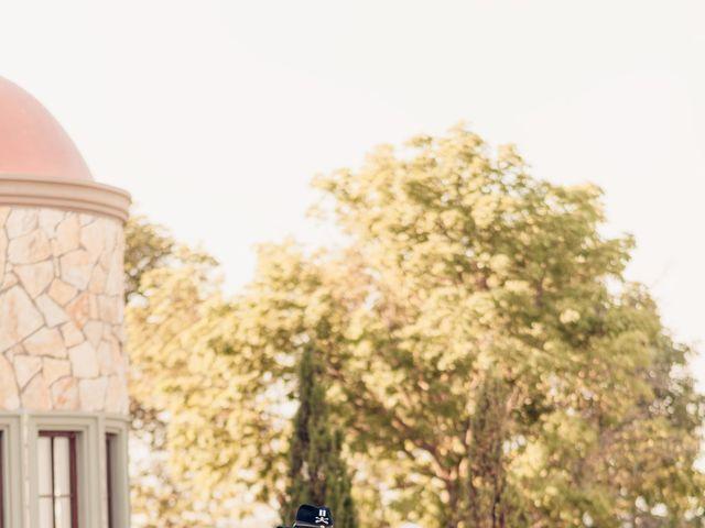 Alex and Collin's Wedding in Azle, Texas 15