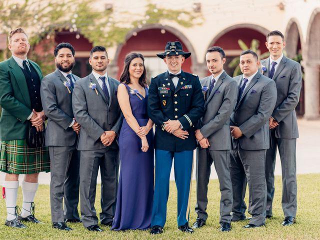 Alex and Collin's Wedding in Azle, Texas 17