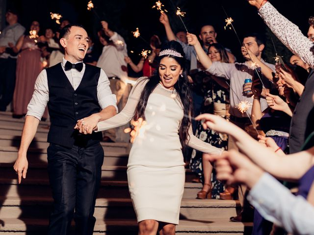 Alex and Collin's Wedding in Azle, Texas 19