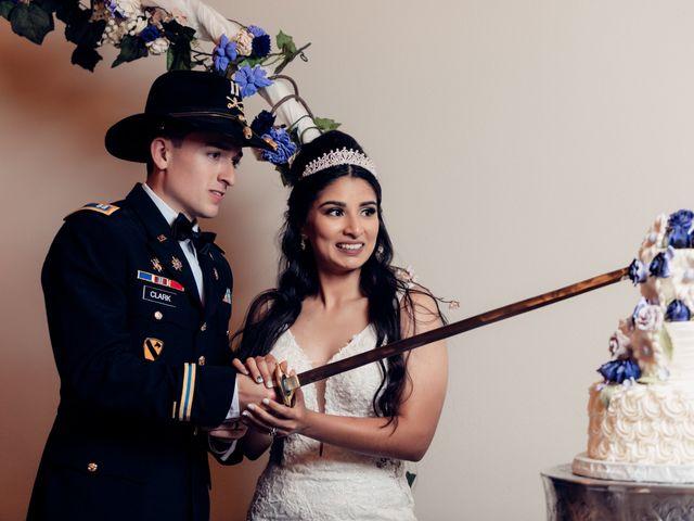 Alex and Collin's Wedding in Azle, Texas 20