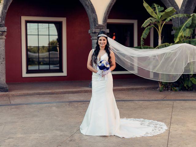 Alex and Collin's Wedding in Azle, Texas 22