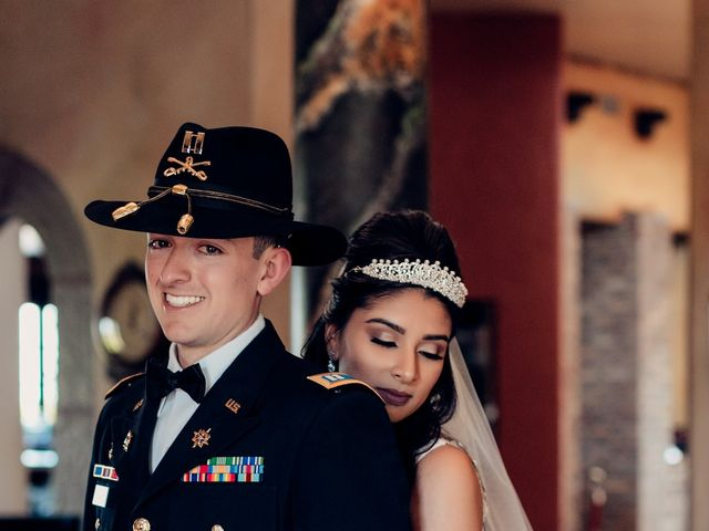 Alex and Collin's Wedding in Azle, Texas 25