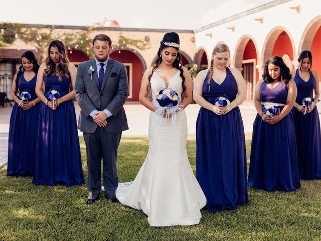 Alex and Collin's Wedding in Azle, Texas 28