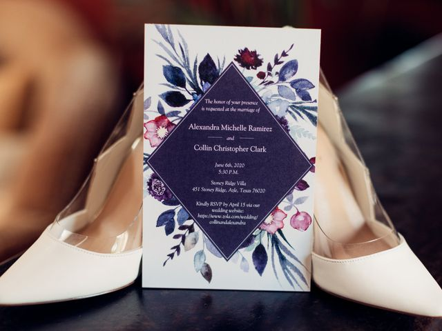 Alex and Collin's Wedding in Azle, Texas 33