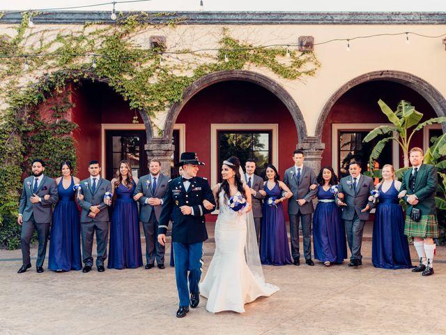 Alex and Collin's Wedding in Azle, Texas 34