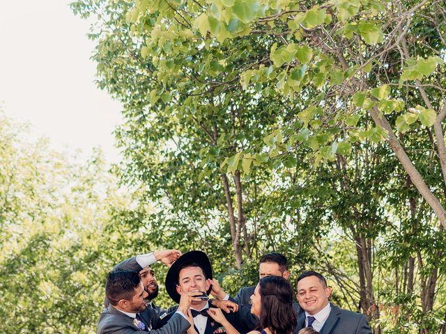 Alex and Collin's Wedding in Azle, Texas 37