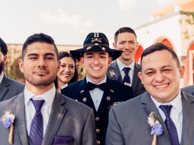 Alex and Collin's Wedding in Azle, Texas 39