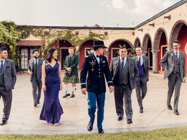 Alex and Collin's Wedding in Azle, Texas 40