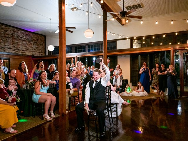 Jordan and Nicole's Wedding in Pensacola, Florida 6