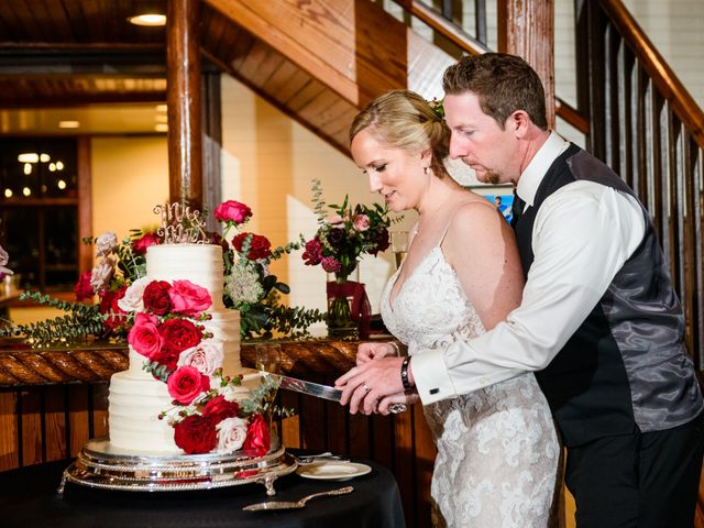Jordan and Nicole's Wedding in Pensacola, Florida 10