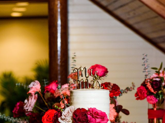 Jordan and Nicole's Wedding in Pensacola, Florida 15