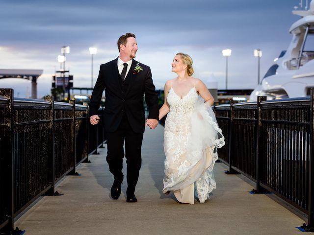 Jordan and Nicole's Wedding in Pensacola, Florida 22