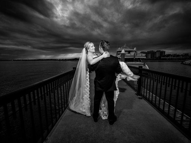 Jordan and Nicole's Wedding in Pensacola, Florida 23