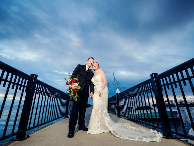 Jordan and Nicole's Wedding in Pensacola, Florida 25