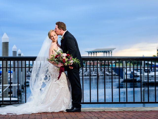 Jordan and Nicole's Wedding in Pensacola, Florida 26
