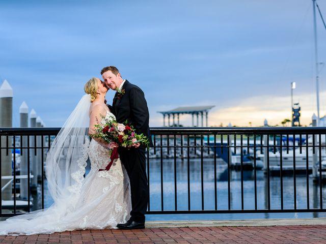 Jordan and Nicole's Wedding in Pensacola, Florida 27