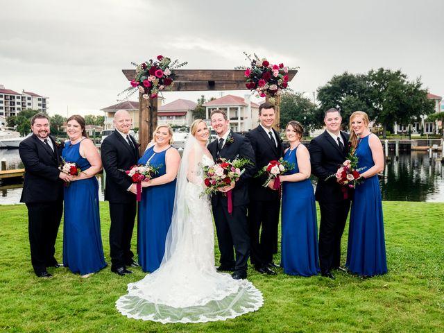 Jordan and Nicole's Wedding in Pensacola, Florida 31