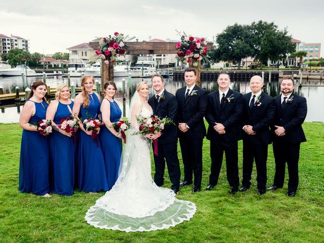 Jordan and Nicole's Wedding in Pensacola, Florida 32