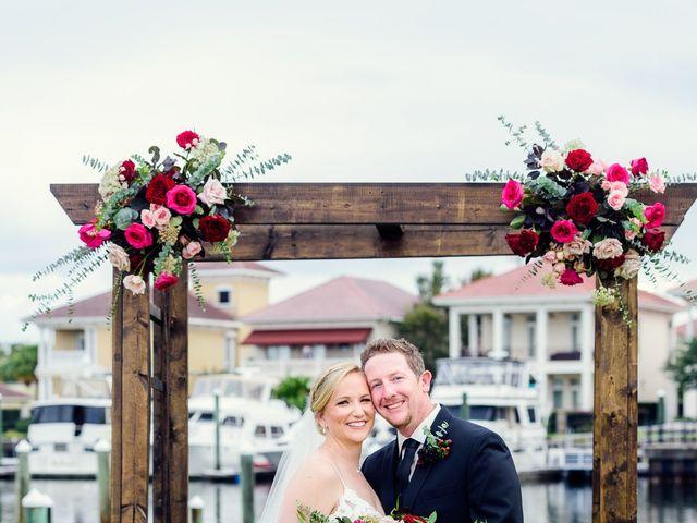 Jordan and Nicole's Wedding in Pensacola, Florida 33