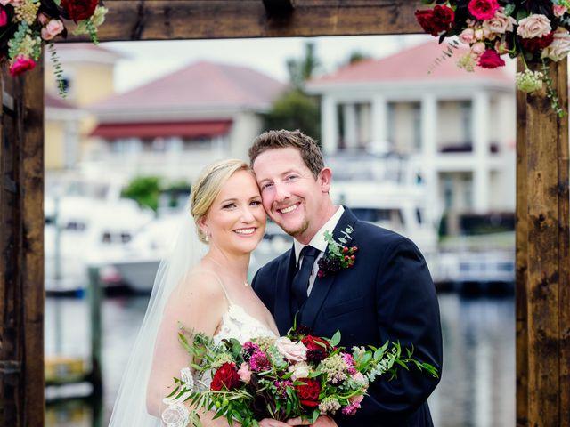 Jordan and Nicole's Wedding in Pensacola, Florida 34