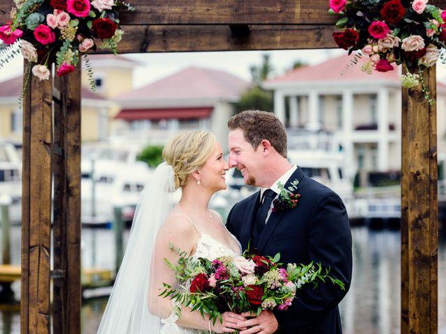 Jordan and Nicole's Wedding in Pensacola, Florida 35