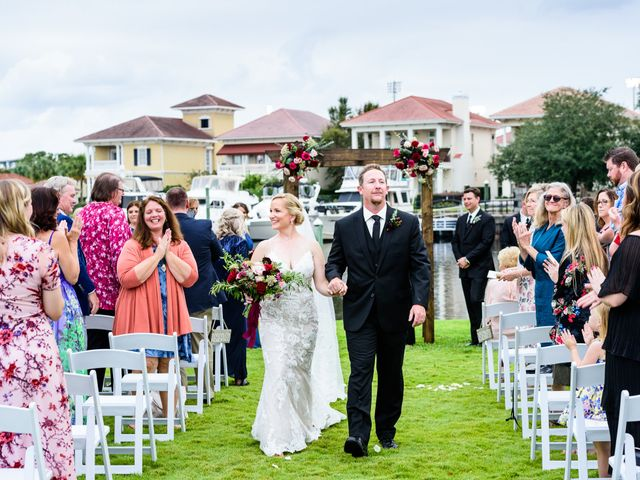 Jordan and Nicole's Wedding in Pensacola, Florida 36