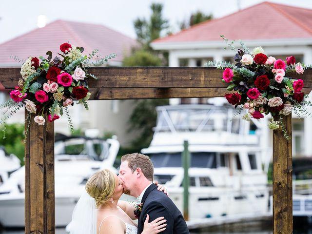 Jordan and Nicole's Wedding in Pensacola, Florida 37