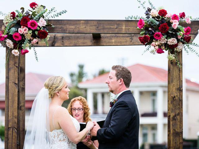 Jordan and Nicole's Wedding in Pensacola, Florida 38