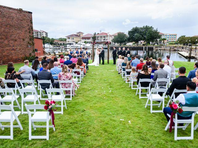 Jordan and Nicole's Wedding in Pensacola, Florida 39