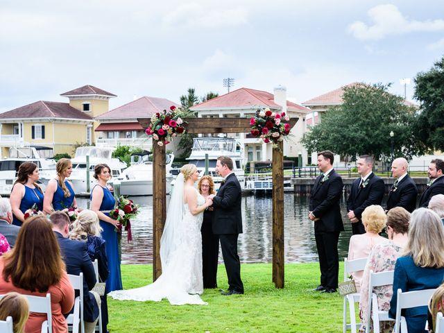 Jordan and Nicole's Wedding in Pensacola, Florida 40
