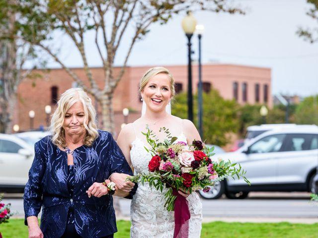 Jordan and Nicole's Wedding in Pensacola, Florida 42