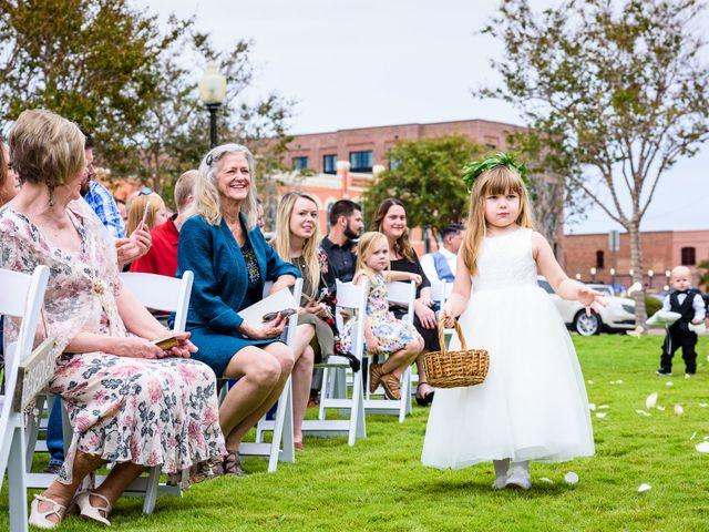 Jordan and Nicole's Wedding in Pensacola, Florida 43