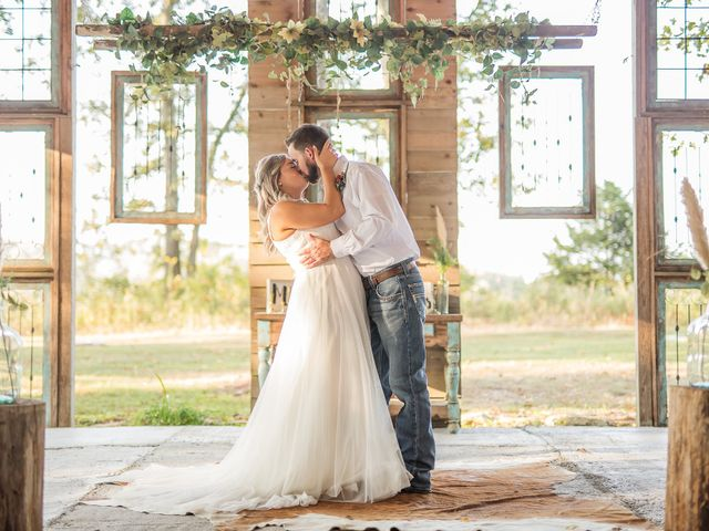 The wedding of Jasmine and Seth