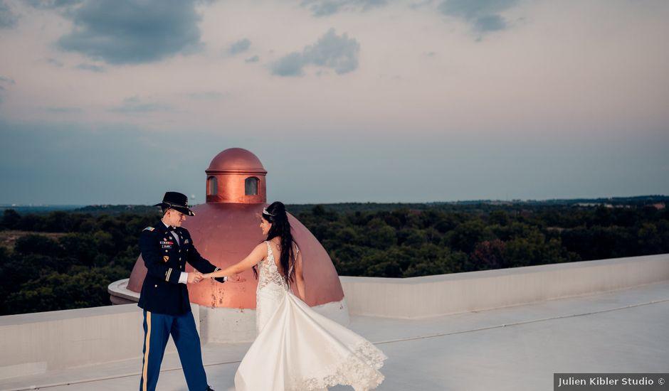 Alex and Collin's Wedding in Azle, Texas