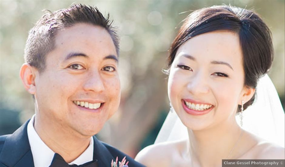Katie and Don's Wedding in Rutherford, California