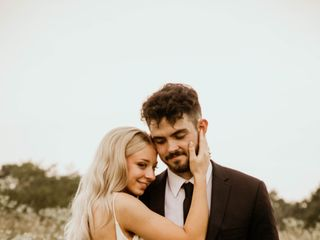 The wedding of Zack and Allie 2