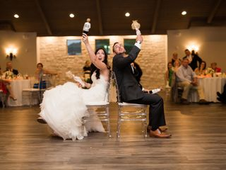 Lindsay and Chase's wedding in Texas 31